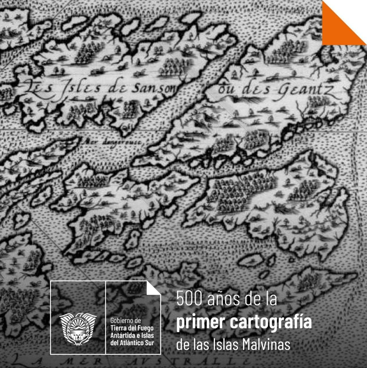 500 Anos De La Primera Cartografia De Malvinas El Sureno