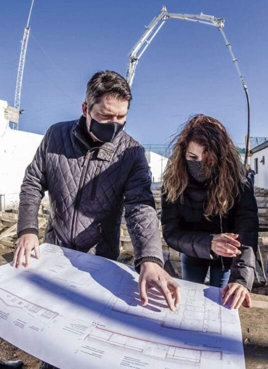 Martín Perez anunció una fuerte inversión en agua y saneamiento