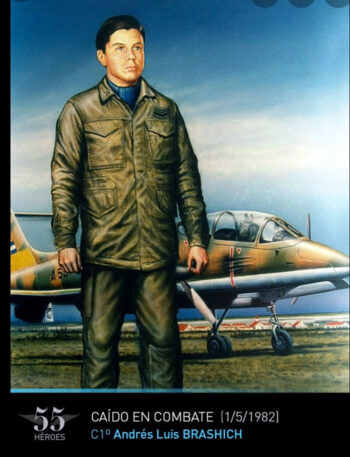 La historia de Sergio Justo Carranza, otro veterano de Malvinas