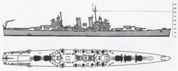 Características de la nave