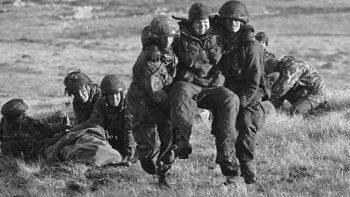 La épica historia de los conscriptos del BIM N°5